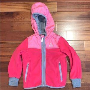 Girls Gerry fleece jacket size 4